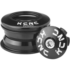 "KCNC Kudos-Q1 Jeu de direction 1 1/8"" ZS44/28.6 ZS44/30, black"